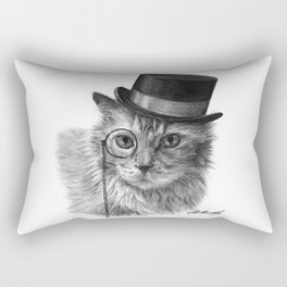 Monsieur Mack Rectangular Pillow