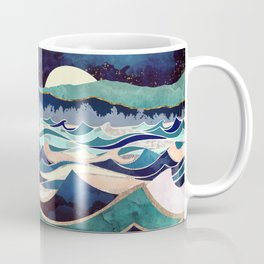 Moonlit Ocean Coffee Mug