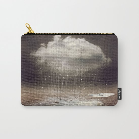 It's Okay. Even the Sky Cries Sometimes. Carry-All Pouch