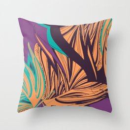 Butterfly Thing Throw Pillow