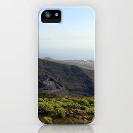 La Gomera 1.3 iPhone Case