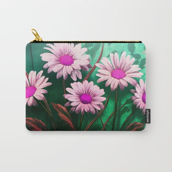 Mythical SunFlowers Carry-All Pouch