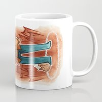 sam smith Mugs featuring sam by cynamon
