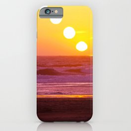 Outer Sunset iPhone Case