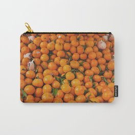clémentine feuille Carry-All Pouch