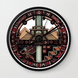 M A R S Wall Clock