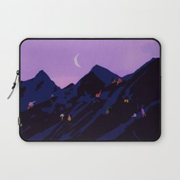 Moonlight mountain Laptop Sleeve