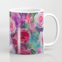 Tea Roses Coffee Mug
