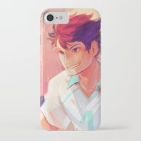 viria iPhone & iPod Cases featuring You will remember me by viria