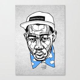 TYLER Canvas Print