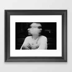 Schizophrenia Framed Art Print