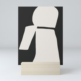 Wing My Back Mini Art Print