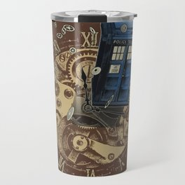 The Doctor?! Travel Mug
