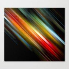 Color lagoon Canvas Print