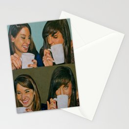 Drinkin' Outta Cups, Bein' A Bitch Stationery Cards