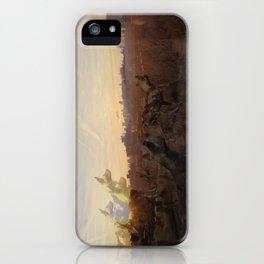 wilderness 5 iPhone Case