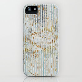 Gold roses iPhone Case