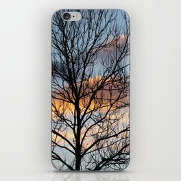 Bony Tree iPhone Skin
