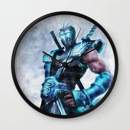 League of Legends FROZEN SHEN Wall Clock