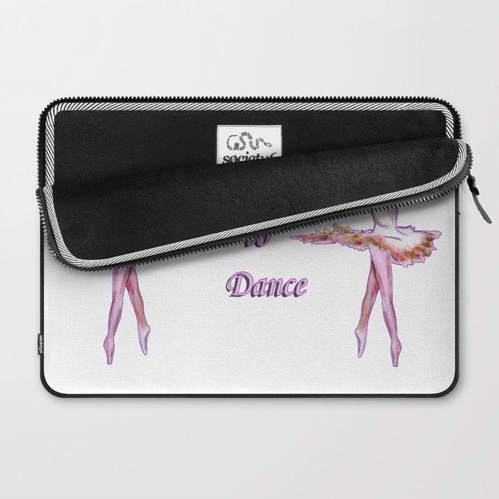 Love to Dance  Laptop Sleeve