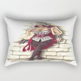 Bambina Assassino Rectangular Pillow