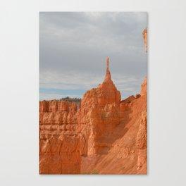 Pointy Hoodoo Canvas Print