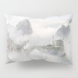 Palace of the Sky Dragons Pillow Sham