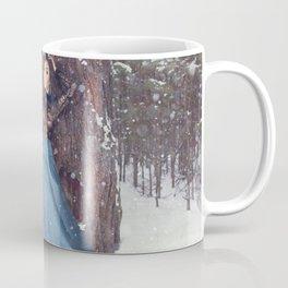 winter girl Coffee Mug