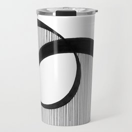 Line in Motion Travel Mug