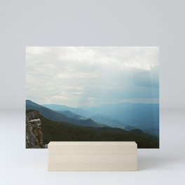 North Fork Mountain; West Virginia Mini Art Print