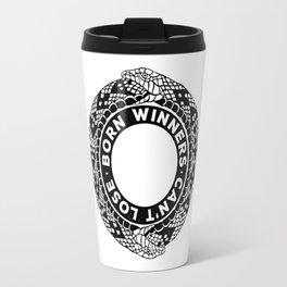 Born Winners Travel Mug