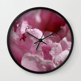 Ranunkel Part I. Wall Clock