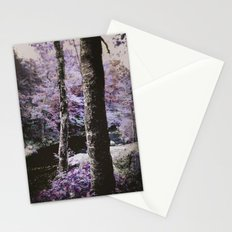 Violet Autumn  Stationery Cards