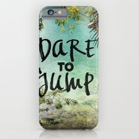 Dare to Jump Slim Case iPhone 6s