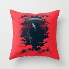 Mort Throw Pillow