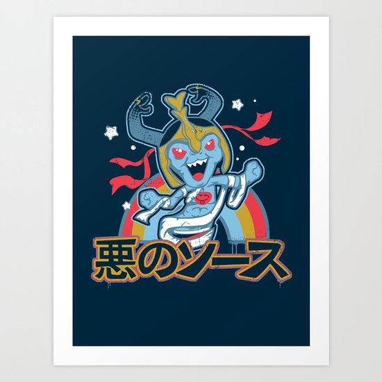 Mummraii Art Print