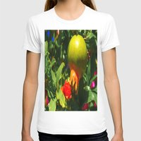 pomegranate T-shirts featuring Pomegranate by Ricarda Balistreri