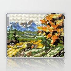 Found Tapestry Landscape Laptop & iPad Skin