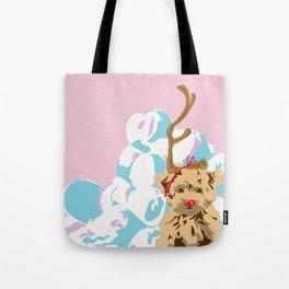 Merry Grinchmas Tote Bag