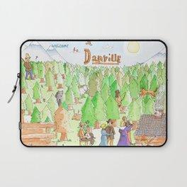 Locals Only- Danville Laptop Sleeve