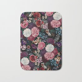 EXOTIC GARDEN - NIGHT VIII Bath Mat