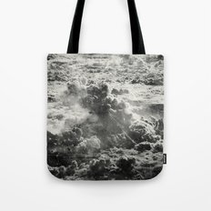 Somewhere Over The Clouds (III Tote Bag