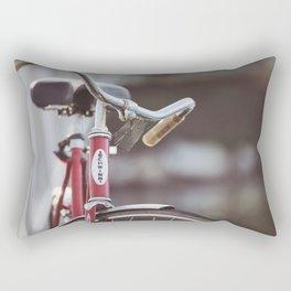 Bicycle, Retro Schwinn Rectangular Pillow