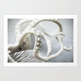 octopus   fig. 01 Art Print