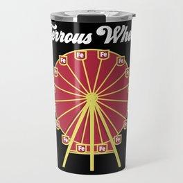 Ferrous Wheel. - Version 5 - Gift Travel Mug