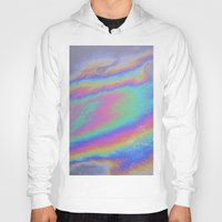 holographic Hoodies featuring Holographic by Nestor2
