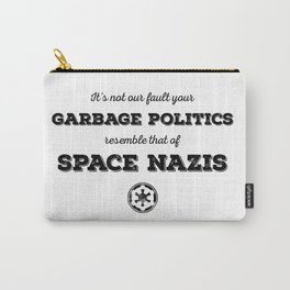 Space Nazis Carry-All Pouch