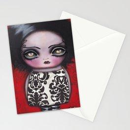 She's Alive Stationery Cards