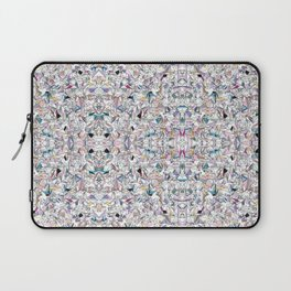 Geometricly Speaking Laptop Sleeve