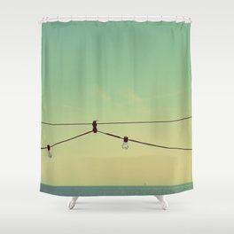 Eastbourne II Shower Curtain